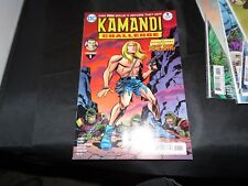 Kamandi Challenge #1-12 Complete Nice Shape!  Bagged and Boarded!