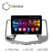 4G Android 6.0 Octa Core 2GB RAM Car DVD Player Radio For Nissan Teana 2008-2012