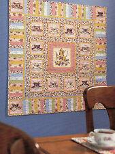 Afternoon Tea Quilt Quilt Pattern Pieced RH