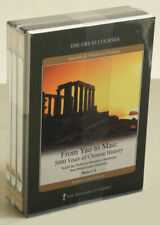 From Yao to Mao, 5000 Years of Chinese History, the Great Courses DVD