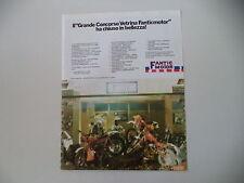 advertising Pubblicità 1980 MOTO FANTIC TRIAL 200/CABALLERO