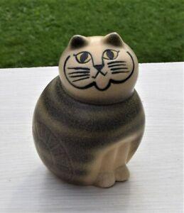 Gray TABBY  KITTEN CAT Mia LISA LARSON GUSTAVSBERG SWEDEN  FREE INSURED SHIPPING