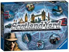 NEW Ravensburger Scotland Yard Board Game - FREE P&P