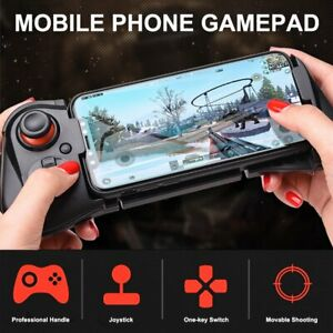 Bluetooth Mobile Phone Game Controller Joystick Gamepad for Android iOS ONY