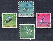 Emiratos Árabes Espacio Satelites Artificiales (CR-388)