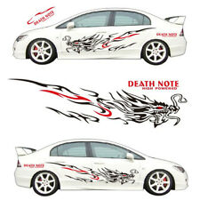 Faucet Flame Totem DIY Auto Graphic decal Vinyl car truck universal