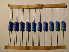 LED Metallschicht Widerstand Vorwiderstand Led für 6-9-12-14-16-24 Volt 1//4  W