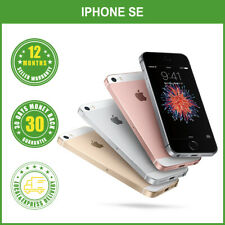 Apple iPhone SE 16/32/64GB Grey Silver Gold Unlocked Smartphone LOCAL DELIVERY