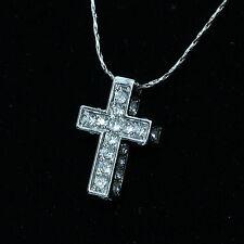 18K Gold GP Made With Swarovski Crystal Elements Fashion Necklace