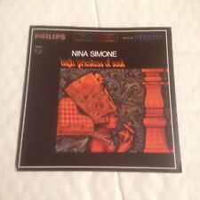 Nina Simone - High Priestess Of Soul CD (2006) Jazz Blues 1966
