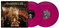 MASTERPLAN - MASTERPLAN (LIMITED CLEAR-MAGENTA GTF.VINYL)  2 VINYL LP NEU