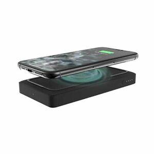 Mophie Powerstation XL (10.000mAh) - Qi Wireless charging - Black