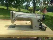 Singer Model 191 191d200aa Commercial Sewing Machine Excellent Condition Nice