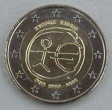 2 Euro Zypern 2009 10 Jahre WWU unz