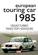 ETCC - European Touring Car Championship 1985 (New DVD) Eggenberger Volvo Rover