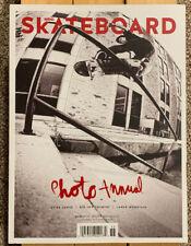 Sbc Skateboard Magazine Photo Annual 2014 Spike Jonze Lance Mountain Gx1000