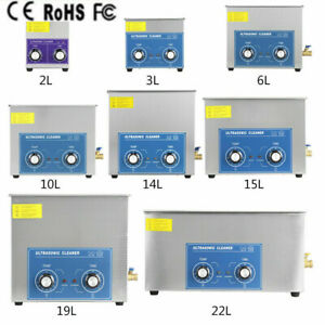 304 Edelstahl Ultraschallreiniger Reinigungsgerät Ultraschallreinigungsgerät Set
