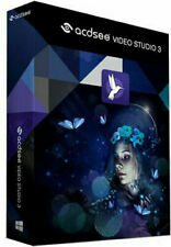 ACDSee Video Studio Version 3 1 PC Users Lifetime License 64 Bit ONLY
