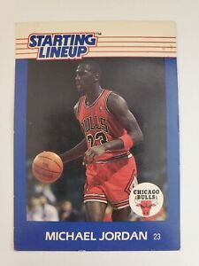1988 Kenner Michael Jordan Rookie Card Hall of Famer