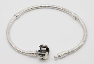 Armreif Pandora 59702HV Damen Glieder 925 Sterling Silber 18 cm unvollstõndig
