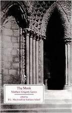The Monk Matthew Gregory Lewis (Ed DL Macdonald & K Scherf)