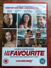 BRUCE WILLIS CATHERINE ZETA JONES LAY El Favorito ~ 2013 apuestas Drama GB DVD