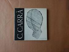 Carlo Carrà - Ferrara - Palazzo dei Diamanti - Prima edizione 1977