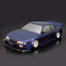 ABC Hobby NISSAN Silvia S13 Aero Custom Ver. 205mm Body 1:10 RC Car Drift #66161