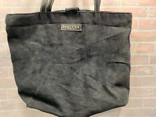 Reaction Kenneth Cole Large Tote Hand Bag Black Reversible NEW NWT