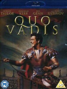 Quo Vadis [Blu-ray] [1951] [Region Free] [DVD][Region 2]