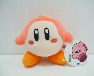 """Kirby Adventure Waddle Dee SK Japan Mascot Keychain Plush 5"""" TAG Toy Doll Japan"""