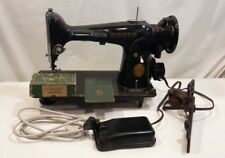 Vintage 1948 Singer Model 201 Sewing Machine Working Condition