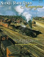 NICKEL PLATE ROAD, Winter 2019 issue, NICKEL PLATE ROAD Historical Society - NEW