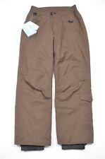 Turbine Outerwear Medium Brown Ski Snowboarding Snow Cargo Insulated Pants