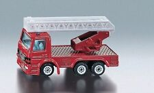 SIKU Diecast Model 1015 - Fire Truck With Ladder