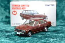 [TOMICA LIMITED VINTAGE NEO LV-N07c 1/64] TOYOTA COROLLA 1500GL (Brown)