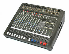 Pro Audio Mixers with 3-Band Equalizer