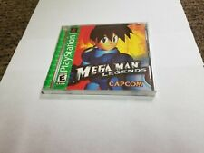 Mega Man Legends (Sony PlayStation 1, 1998) ps1 new