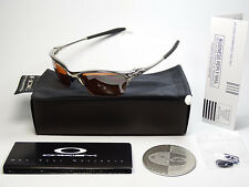 OAKLEY X METAL HALF X POLISHED VR28 SONNENBRILLE JULIET ROMEO SQUARED XX PENNY O
