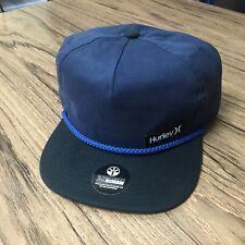 online retailer 508e0 cf82b Hurley Dri Fit Worker Snapback Hat NWT Retail  32