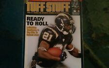 Tuff Stuff magazine LaDainian Tomlinson San Diego Chargers cards October 2005