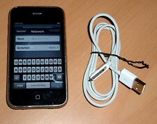Bastler - Apple IPhone 3 - 16GB - schwarz + USB Kabel - als Defekt