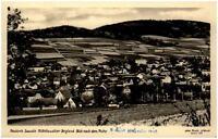 NEUKIRCH Lausitz DDR Postkarte 1960 Gesamtansicht alte s/w Ansichtskarte