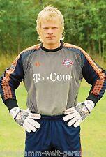 Oliver kahn bayern munich 2003-04 rarezas foto