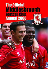 Official Middlesbrough FC Annual 2008 2008, , Very Good Book
