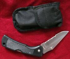 Maxam Heavy Duty Folding Knife 3-1/2 inch blade
