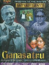 GANASATRU (AN ENEMY OF THE PEOPLE) SATYAJIT RAY'S MOVIE BENGALI DVD.