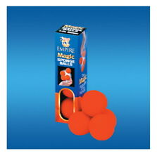 Empire Magic 2 Inch Red Sponge Balls Trick