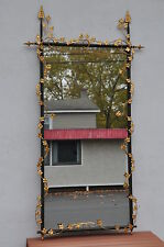 Made in Italy Palladio Neo-Classical Pier Mirror Friedman Brothers Style 75""