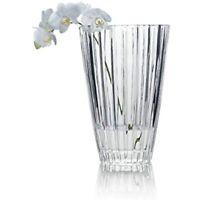 Mikasa Revel Glass Vase, 12-Inch